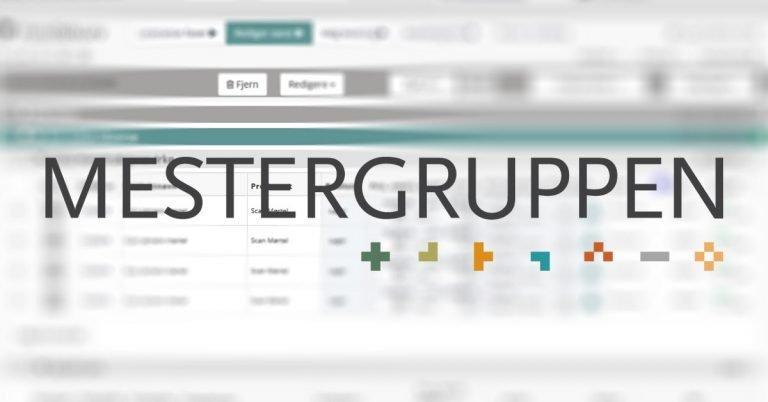 E-Handel løsning for Mestergruppen