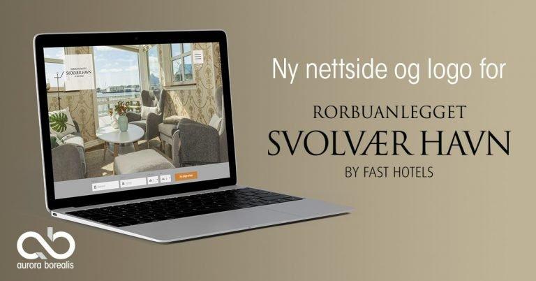 Nettside for Rorbuanlegget Svolvær Havn