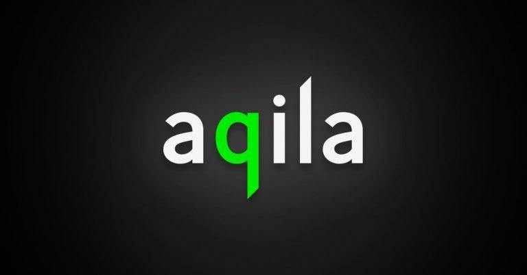 Nytt navn, ny logo og ny profil - Aqila