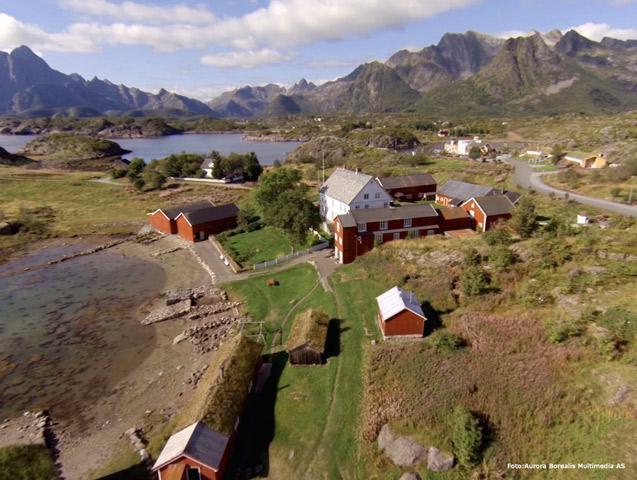 Bilde fra filmen Steinkjærringer og andre veivisere