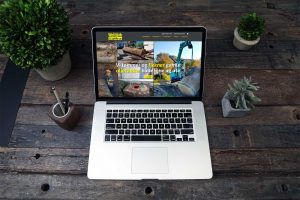 Joomla responsiv nettside
