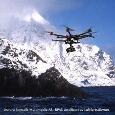 Drone Lofoten RPAS